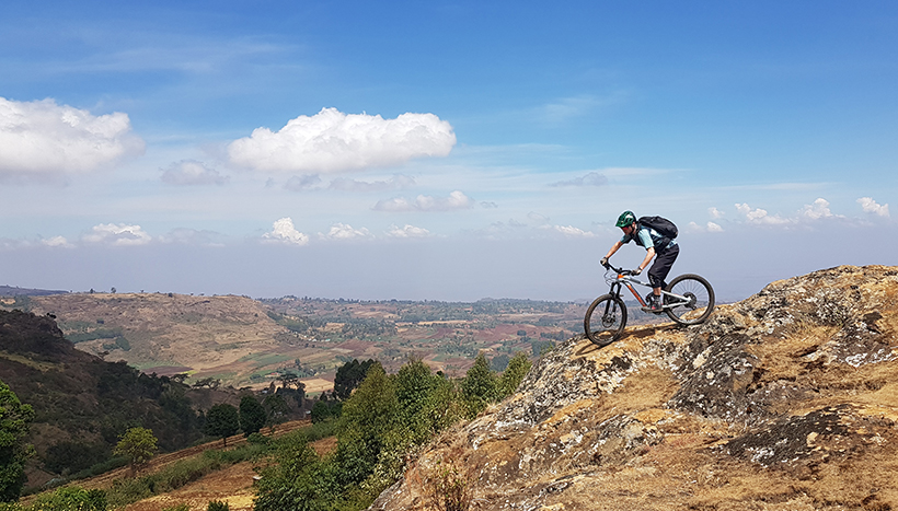 MTB, Mountain Bike, Uganda, East Africa, Africa, Kapchorwa, Sipi Falls, Travel, Ride, Holiday, Vacation, GPS, GPX, Map, Trailforks, Enduro, Trail, Expedition, Singletrack, drop, Jump.