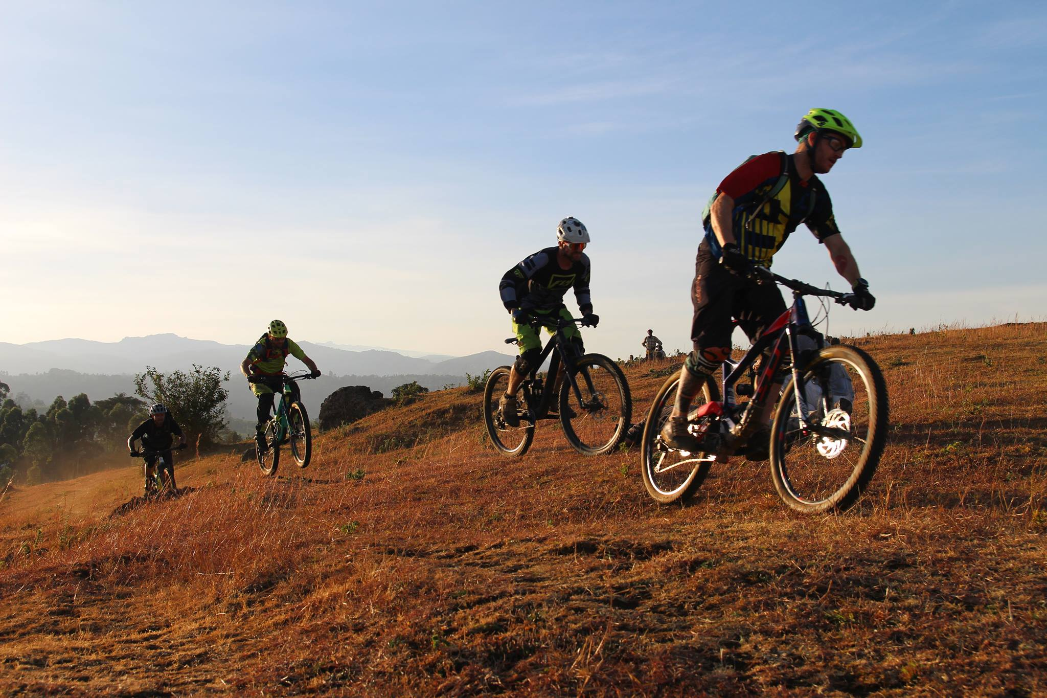MTB riding resources.