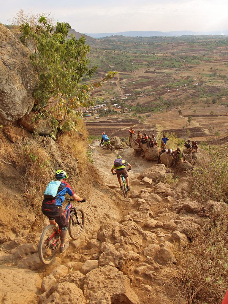 Rock garden, mtb Sipi Falls, Mini Utah, Fingers Rock, Mountain Bike, Uganda, East Africa, Czech Crew, GT Bikes, Kara Tunga Tours, Photo.